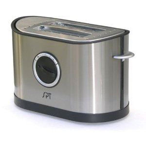 Sunpentown SO-337T Stainless-Steel 2-Slice Toaster