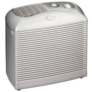 Hunter 30090 QuietFlo HEPA Air Purifier with 3-Speed Fan