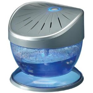 HoMedics Brethe Air Revitalizer - Silver
