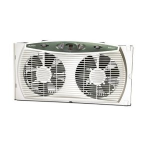 Holmes Window Fan w/ Accutemp Plus, HAWF3095-U