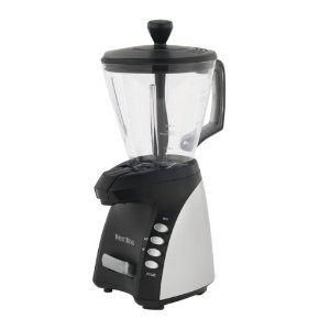 West Bend 76630 Autoserve II 56-Ounce Smoothie Maker with Dispensing Button
