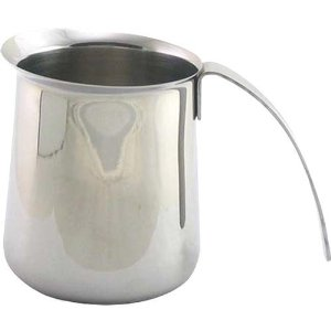 Krups XS5012 12-Ounce Stainless-Steel Milk Frothing Pitcher