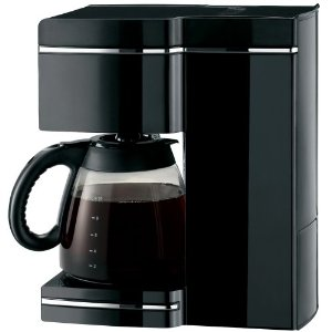 Mr. Coffee JHX33 12-Cup Programmable Coffeemaker with eLume Touch-Screen Technology