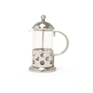LaCafetiere Santos Coffee Press, Chrome