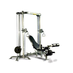 Powertec P-SS Shape System with Bench and Leg Lift