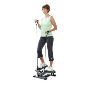 Twist Stepper (Black) (18.5''H x 8''W x 16''D)