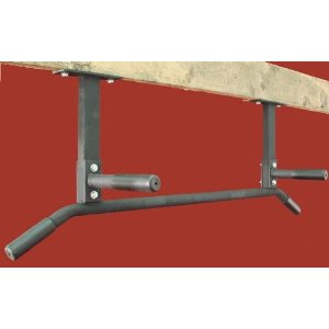 Joist Mount Chin up Bar Combo