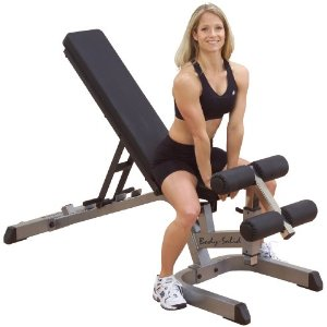 Body-Solid� Bench (GFID71)