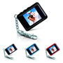 Coby dp151 photo frame red digital 1.5