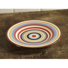 TV Series Two and a Half (2-1/2) Men 8.75 inch Salad Plates (SET OF 4)