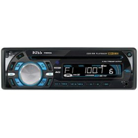 Boss Audio 720CA In-Dash CD Receiver with Detachable Front Panel