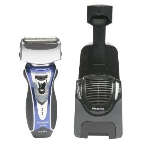 Panasonic ES7056 Vortex Triple Head HydraClean Shaver (factory refurbished)