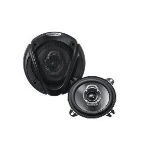 Kenwood KFC-1062S 4-Inch 120 Watt Max Power 3-Way Speaker System
