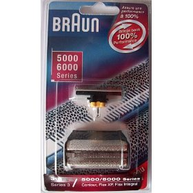 Braun Flex Control Foil/Cutterblock Replacement Pack