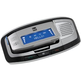Dual Btv30 Universal Portable Bluetooth Speakerphone