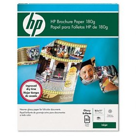 HP C6817A Brochure and Flyer