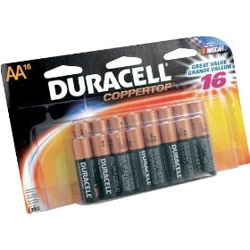 Duracell AA Batteries - 16-pk.