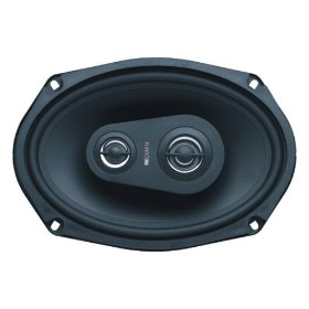 MB QUART EXP-Series ETA 169 6x9 inch 3-Way Coaxial Speakers