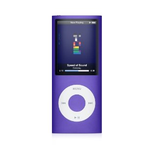 Apple iPod nano 16 GB Purple (4th Generation) [Previous Model]