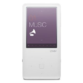 Iriver E150 4 GB Digital Media Player (White)
