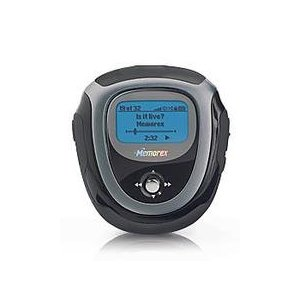 Memorex Sport MP3 Player - 512MB