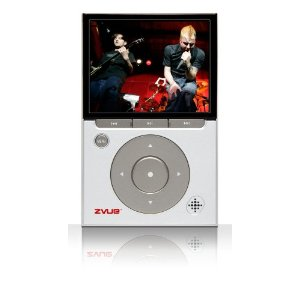 ZVUE 260 1 GB Video MP3 Player
