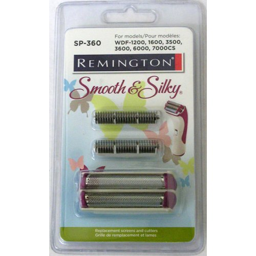 Remington sp360dt repl foil cutter for wdf1200 1600 3500 3600