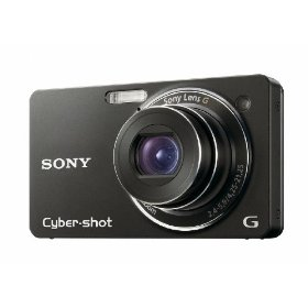 Sony Cyber-shot DSC-WX1/B 10MP