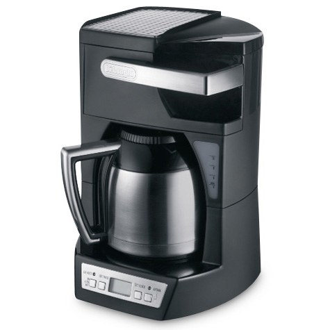 Delonghi dcf210ttc coffeemaker 10 cup thermal carafe