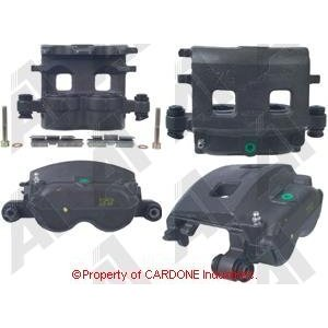 A1 Cardone 184876 Friction Choice Caliper