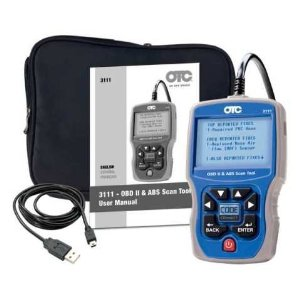 OBD II, CAN & ABS Scan Tool Code Connect OTC 3111