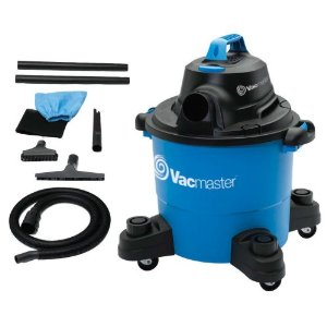 Vacmaster VJ607-1 6-Gallon 3 HP Wet/Dry Vacuum