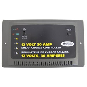 Sunforce 60022 30 Amp Solar Charge Controller