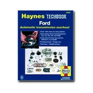 Haynes Publications, Inc. 10355 Technical Manual