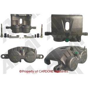 A1 Cardone 184817 Friction Choice Caliper