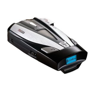 Cobra XRS-9830 12-Band Radar/Laser Detector