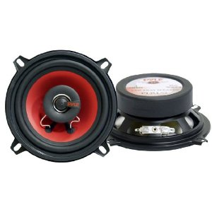 PYLE PLRL52 5.25-Inch 160 Watt Two-Way Speakers