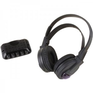 Soundstorm SHP-IR Two Wireless Headphones with Infrared Transmitter