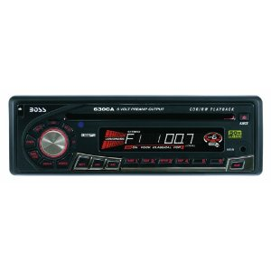 Boss 630CA CD Receiver