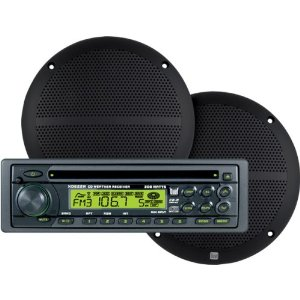 Dual MXCP22 AM/FM/Cassette 2X17W, With 6 1/2