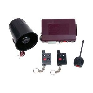 Excalibur MARS-32 Car Alarm - Rem Start 2way LCD