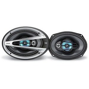 Sony XSGTX6930 6x9-Inch Coaxial 3-way Speakers