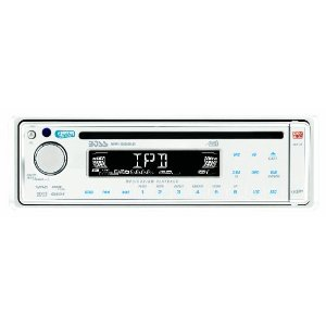 Boss MR1525UI Marine In-Dash CD/MP3/iPod Touchpanel Receiver with USB and AUX Input