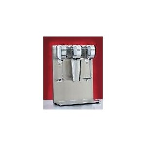 Drink Mixer, Triple Spindle, 2 Speed, 120 Volt