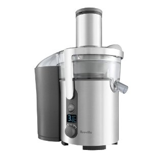 Remanufactured Breville XXBJE510XL Ikon 900-Watt Variable-Speed Juice Extractor