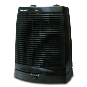 Honeywell HZ-2302 Power Oscillator Electric Heater