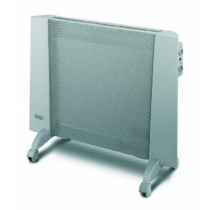 DeLonghi HHP800 Mica-Panel Space Heater, White