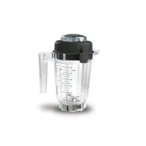 Vitamix 15842 copolyester 32 oz container with wet blade.