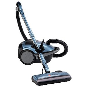 Hoover Duros Power Nozzle Canister Vacuum, Bagged, S3590
