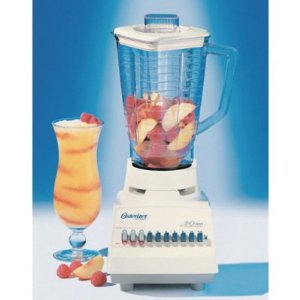 220 Volt (Will NOT work in the United States) Oster Blender 10 Speed Plastic